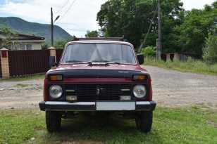 Дальнегорск 4x4 2121 Нива 1994