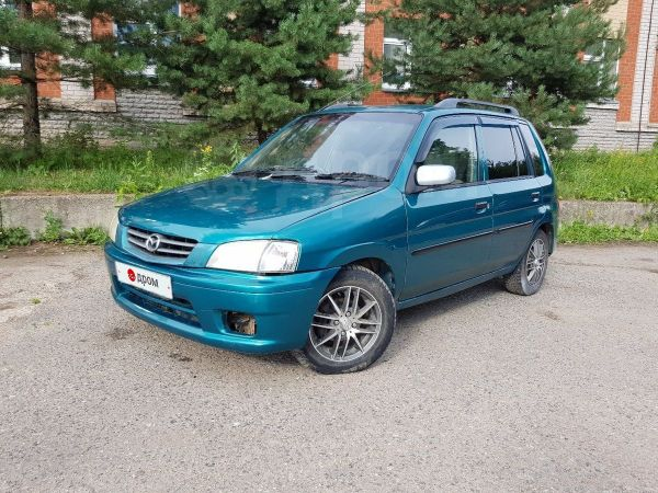 Mazda Demio, 1997 год, 88 000 руб.