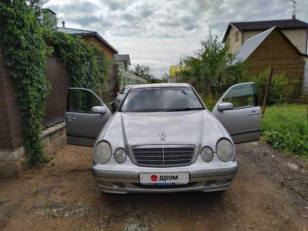 Mercedes-Benz E-Class, 2001 год, 350 000 руб.