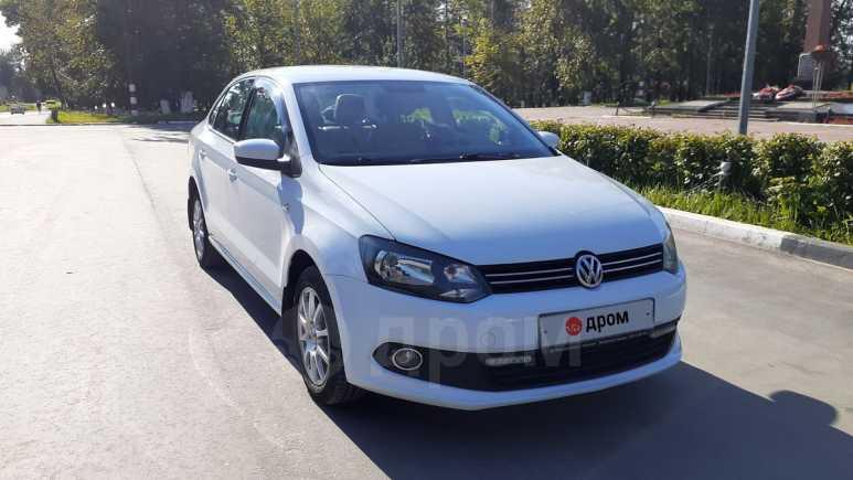 Volkswagen Polo, 2014 год, 463 000 руб.