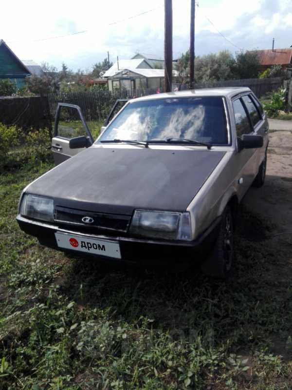 Лада 2109, 1998 год, 34 000 руб.