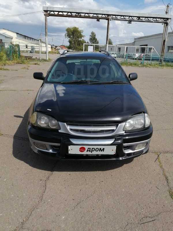 Toyota Caldina, 1998 год, 255 000 руб.