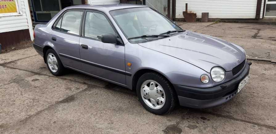 Toyota Corolla, 1997 год, 208 000 руб.