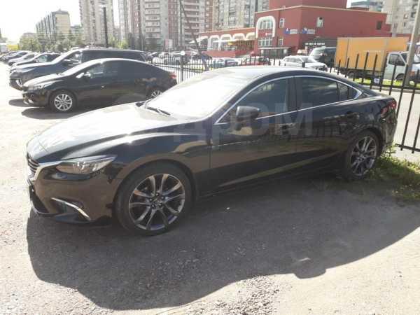 Mazda Mazda6, 2016 год, 1 450 000 руб.