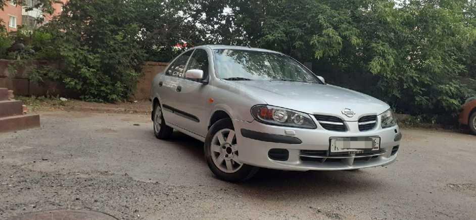 Nissan Almera, 2002 год, 190 000 руб.