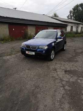 Междуреченск BMW X3 2006