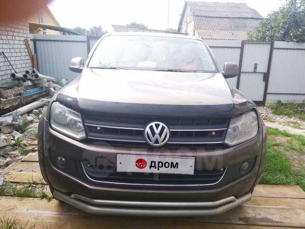 Volkswagen Amarok, 2012 год, 990 000 руб.