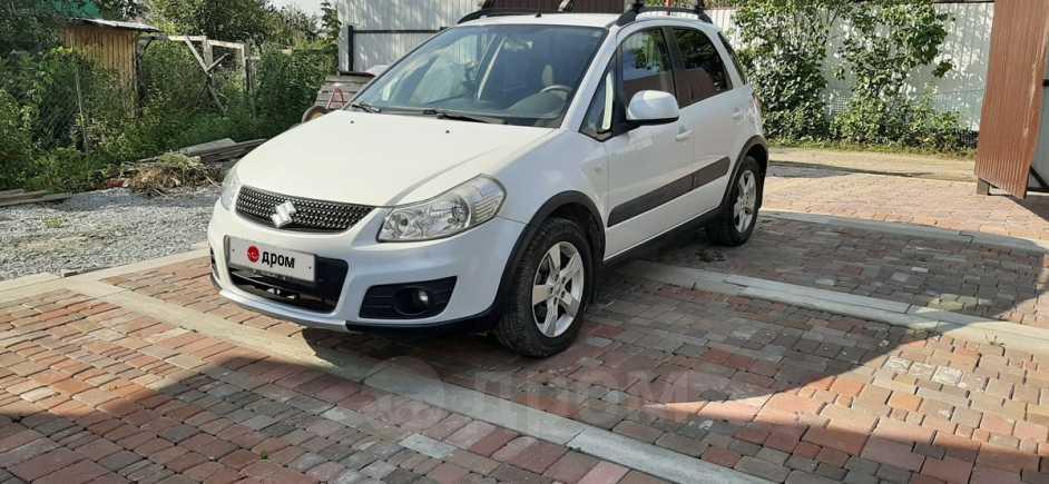 Suzuki SX4, 2012 год, 510 000 руб.
