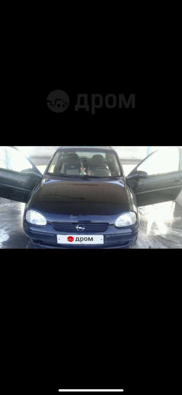 Opel Corsa, 1999 год, 85 000 руб.