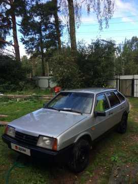 Максатиха 2109 1995