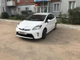 Улан-Удэ Prius 2014