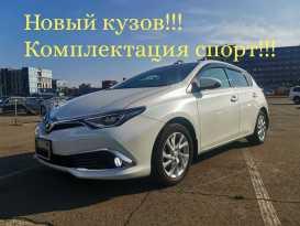 Иркутск Auris 2015