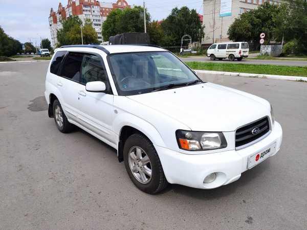 Subaru Forester, 2003 год, 305 000 руб.