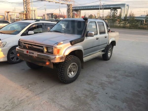 Toyota Hilux Pick Up, 1993 год, 400 000 руб.
