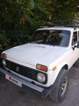 Симферополь 4x4 2121 Нива 1984