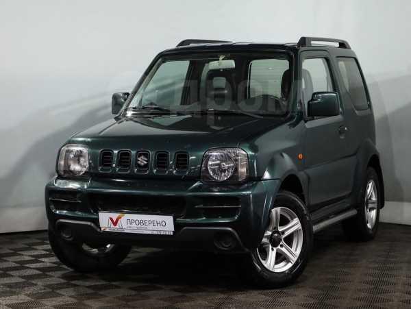 Suzuki Jimny, 2008 год, 449 000 руб.