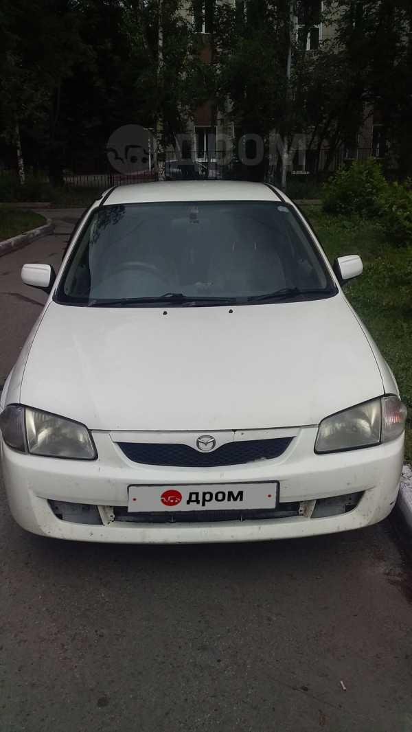 Mazda Familia, 1999 год, 130 000 руб.