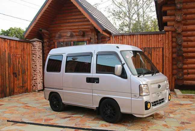 Subaru Sambar, 2011 год, 370 000 руб.