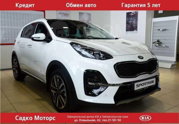 Kia Sportage, 2019 год, 2 359 900 руб.