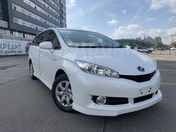 Toyota Wish, 2009 год, 790 000 руб.