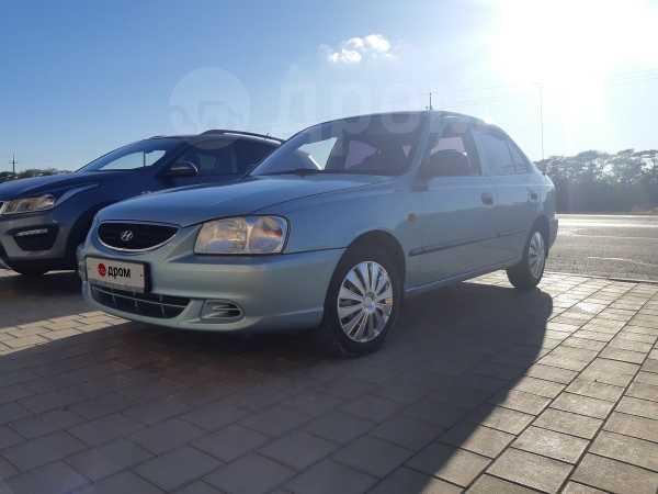 Hyundai Accent, 2009 год, 265 000 руб.