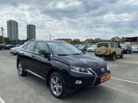 Екатеринбург RX350 2014