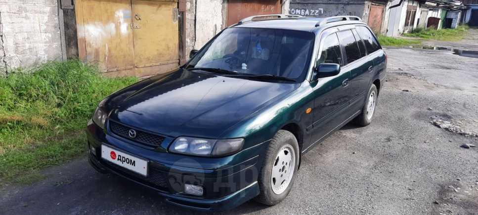 Mazda Capella, 2000 год, 210 000 руб.