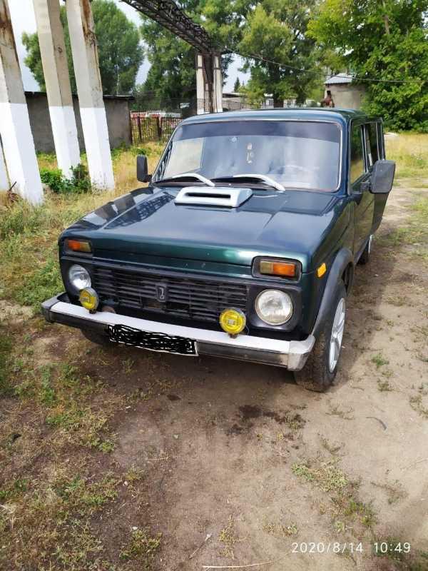 Лада 4x4 2131 Нива, 2003 год, 170 000 руб.