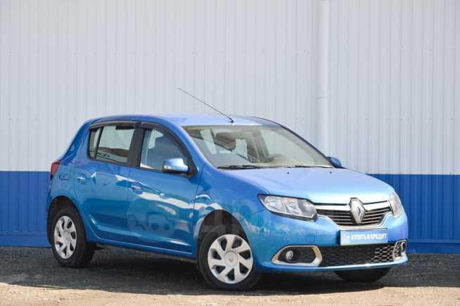 Renault Sandero, 2015 год, 579 000 руб.