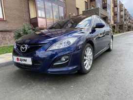 Новосибирск Mazda Mazda6 2011