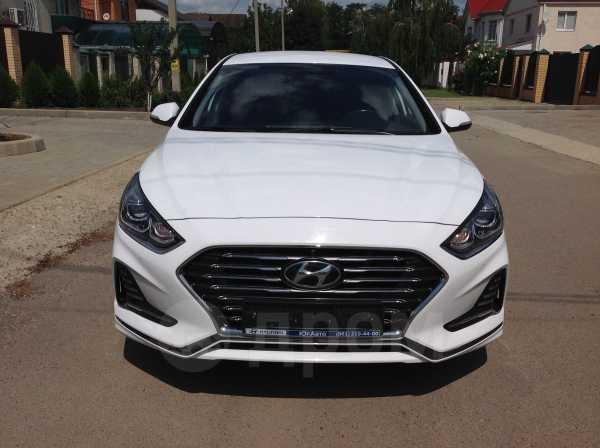 Hyundai Sonata, 2018 год, 1 321 000 руб.
