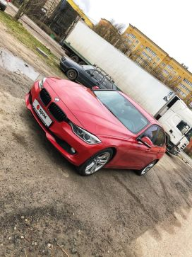 Калининград BMW 3-Series 2013
