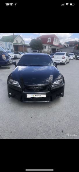 Вологда Lexus GS350 2012