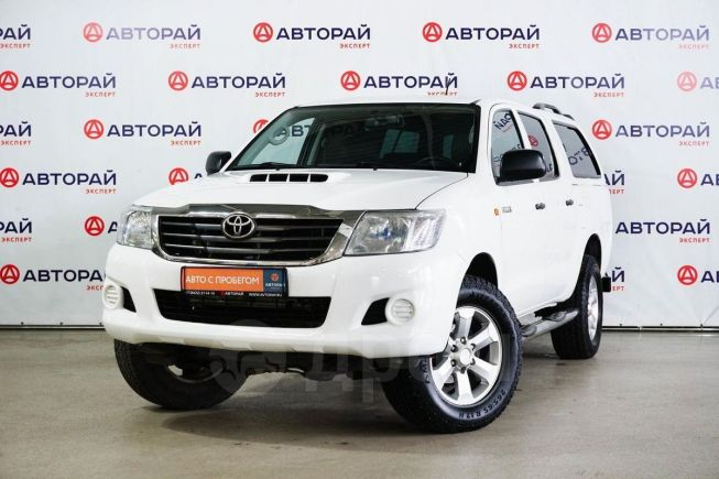 Toyota Hilux Pick Up, 2013 год, 1 249 000 руб.