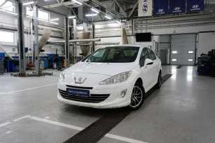 Ульяновск Peugeot 408 2013