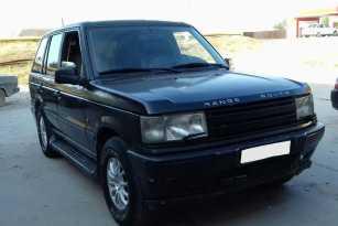Шали Range Rover 1995
