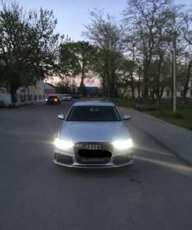 Махачкала Audi A6 2012