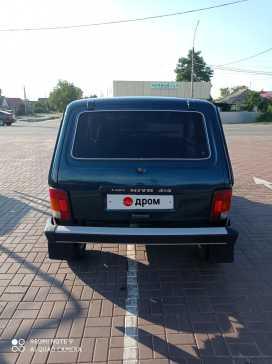 Белореченск 4x4 2121 Нива 1998