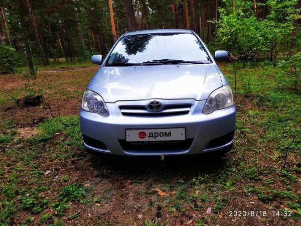 Toyota Corolla, 2005 год, 443 000 руб.