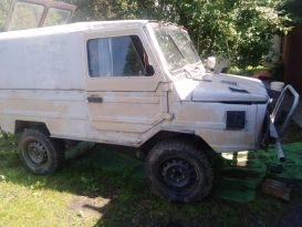 Новосибирск ЛуАЗ 1986