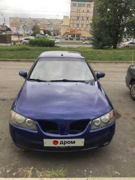 Барнаул Almera 2004