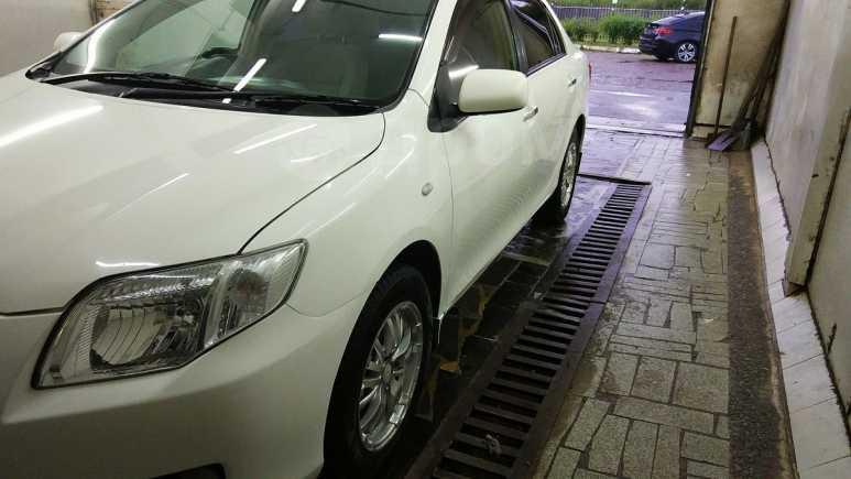 Toyota Corolla Axio, 2007 год, 425 000 руб.
