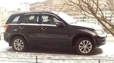 Владивосток Grand Vitara 2013
