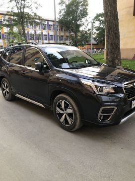 Южно-Сахалинск Forester 2018