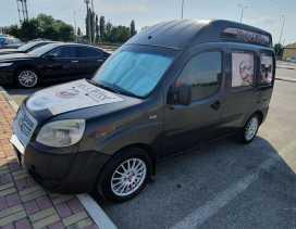 Грозный Fiat Doblo 2008