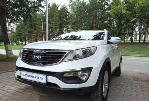 Уфа Sportage 2013