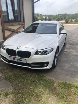 Брянск BMW 5-Series 2016