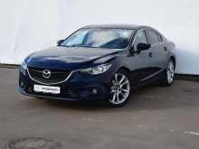 Москва Mazda6 2012