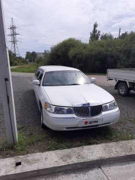 Благовещенск Town Car 1999