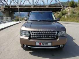 Абакан Range Rover 2012